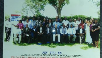 Trade Unions Congress of Kenya